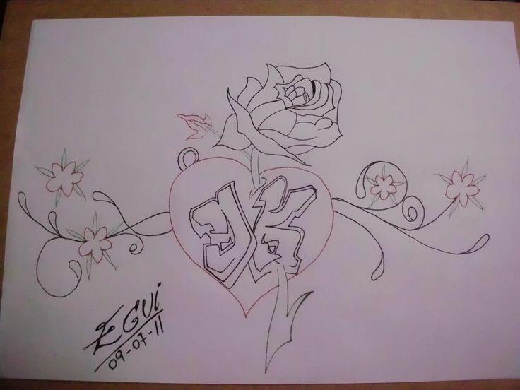 Dibujos A Lapiz De Amor: 17 Best Ideas About Imagenes Para Dibujar Faciles On