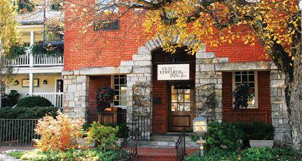 Old Edwards Inn and Spa, Historic Hotels in Highlands, North Carolina