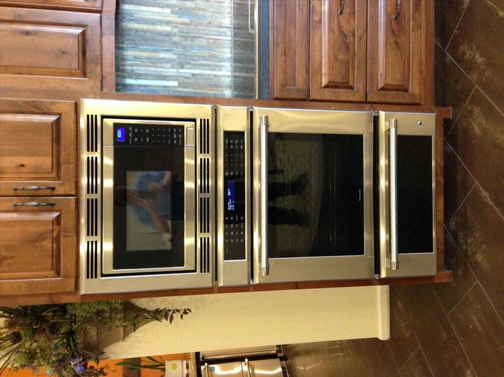 Thermador Microwave Warming Drawer Oven Combo