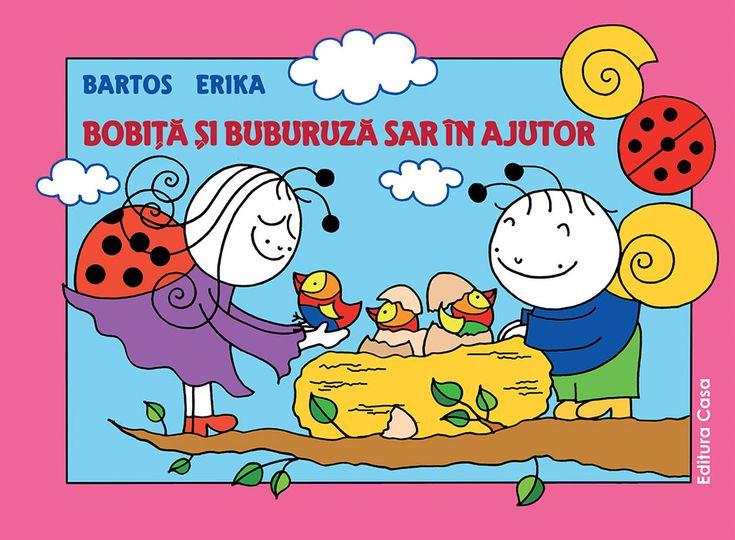 Edituracasa.ro - Bobiţă şi Buburuză sar în ajutor
