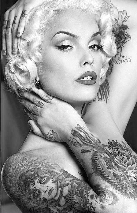 pinterest.com/fra411 #beauty #inked