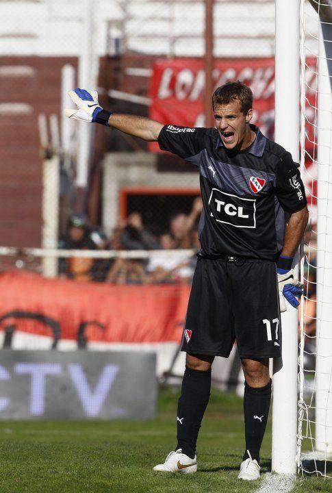 2014 Diego Rodriguez - Club Atletico Independiente