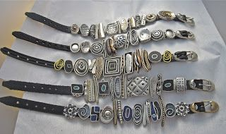 Maureen BZ Metal Mom Blog: Bracelets