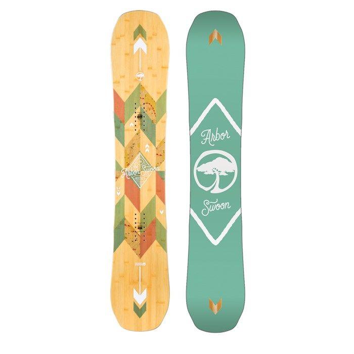 Arbor - Swoon Rocker Snowboard - Women's 2016
