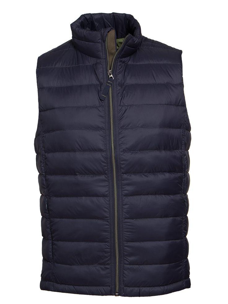 Жилет утеплённый tom tailor (арт. 073.3522264.00.10..6800) | Мужская одежда в интернет-магазине
