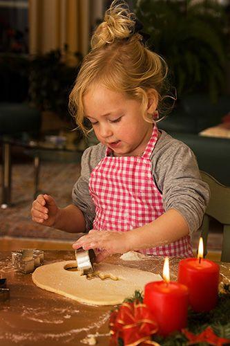 Rezepte zur Weihnachtszeit: Backen mit kindern