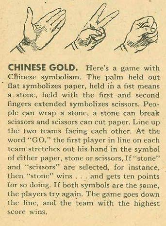 history of rock paper scissors