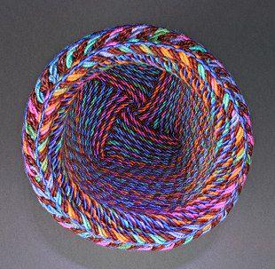 Ply-Split Baskets Photo Gallery Barbara J. Walker, Fiber Artist