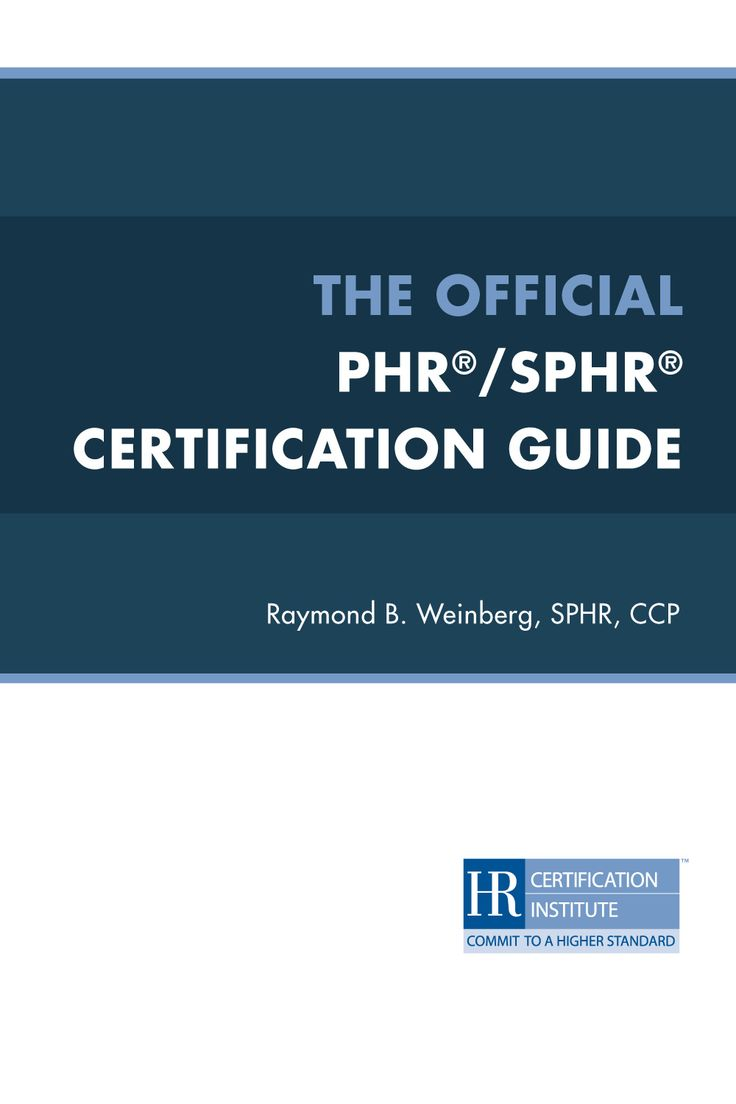 57 best images about phr sphr on pinterest study guides phr sphr cert guide 1betcityfo Image collections