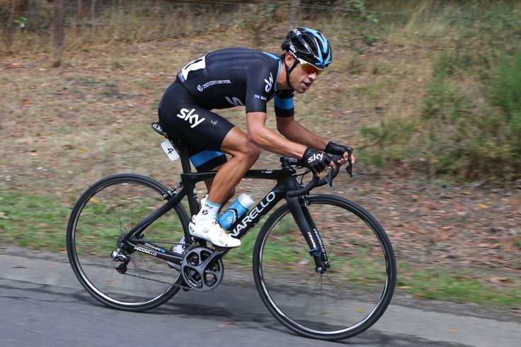 2015 Mars Cycling Australia Road National Championships Ballarat - Elite Men's Road Race. Photo credit: Cycling Australia