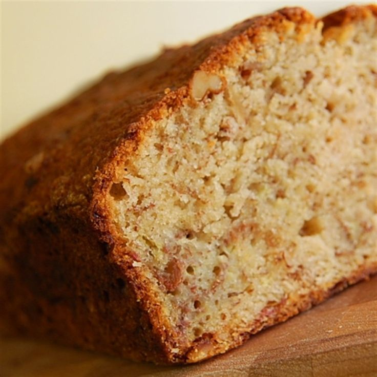 Try this Easy low-fat banana bread recipe by Chef Chloe Phillips.