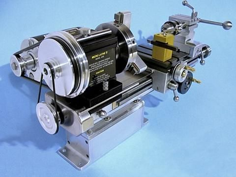 Image result for Taig Lathe Modifications