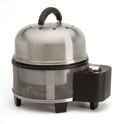 De Cobb Premier is een gebruiksvriendelijke en compacte gasbarbecue. Met 1 druk op de knop kan je beginnen met barbecueën. De buitenkant wordt niet heet en de barbecue is makkelijk te reinigen. >> http://www.kampeerwereld.nl/cobb-premier-gas/