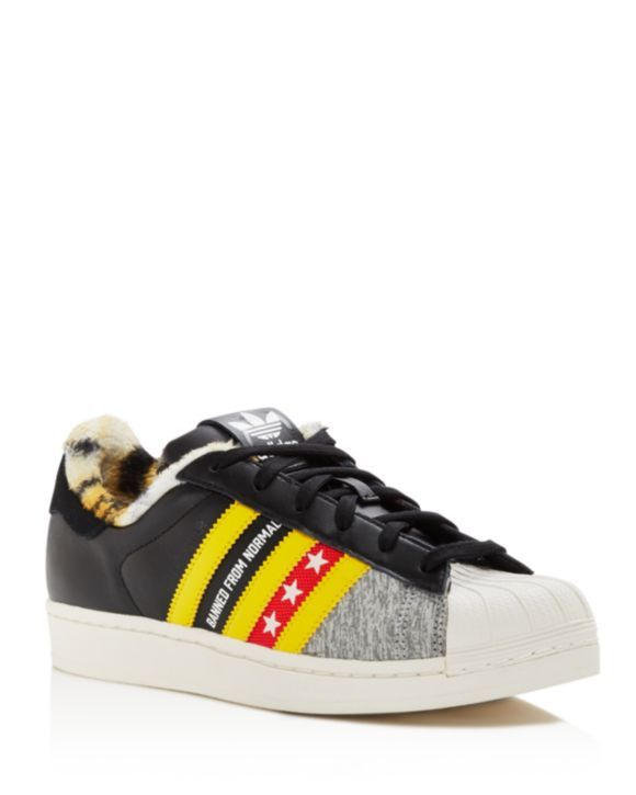 Adidas Rita Ora Superstar Lace Up Sneakers