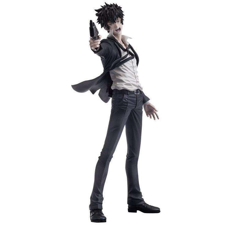Psycho-Pass mensHdge Technical Statue No.1 Shinya Kano Figure From Japan F/S  #UnionCreative