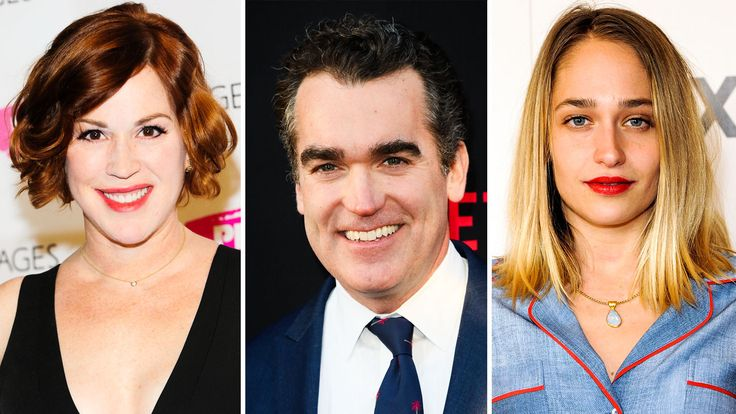 Molly Ringwald Brian d'Arcy James Jemima Kirke Join 'All These Small Moments'  Brendan Meyer Harley Quinn Smith and Sam McCarthy are also among the cast of Melissa B. Miller Costanzos debut feature.  read more