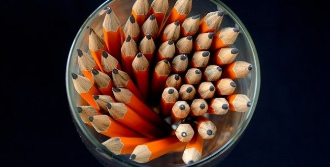 Golden Pencil of Goodness