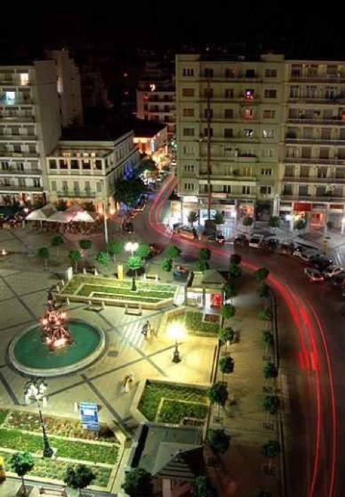 Πλατεία Ομονοίας (Omonia Square) in Αθήνα, Αττική