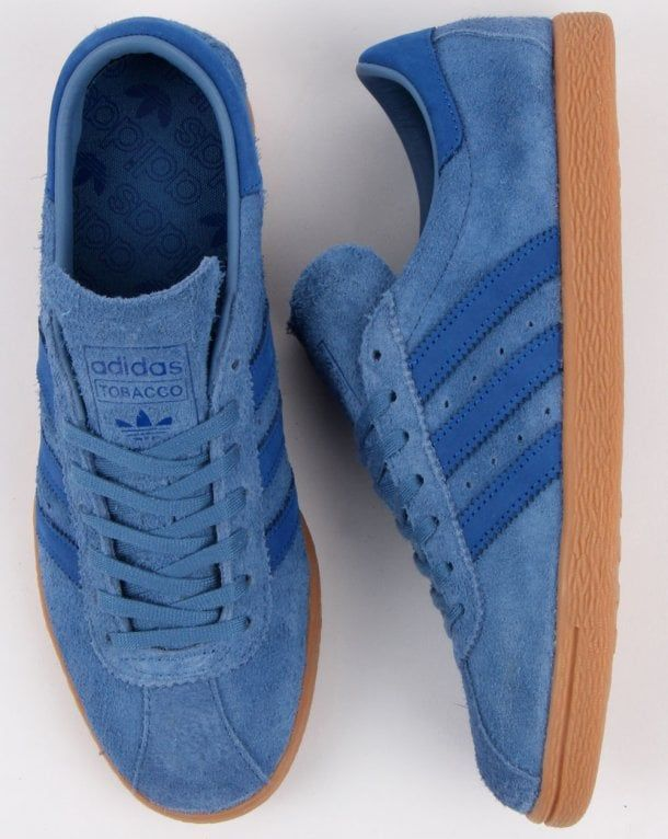 new product d91d5 31d03 Adidas Tobacco Trainers Trace Royal collegiate Royal