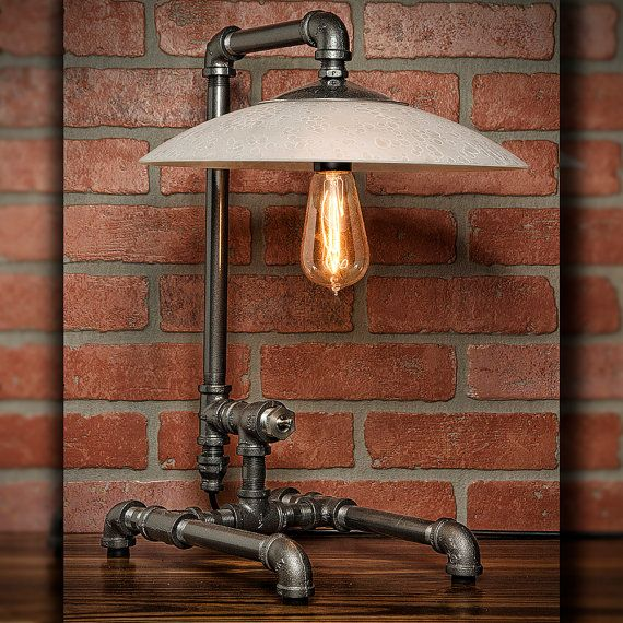 What S Hot On Pinterest Mid Century Table Lamps For Your Loft: 17 Best Ideas About Pipe Lamp On Pinterest