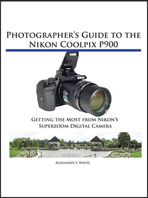 Cover of Guide Book for Nikon Coolpix P900