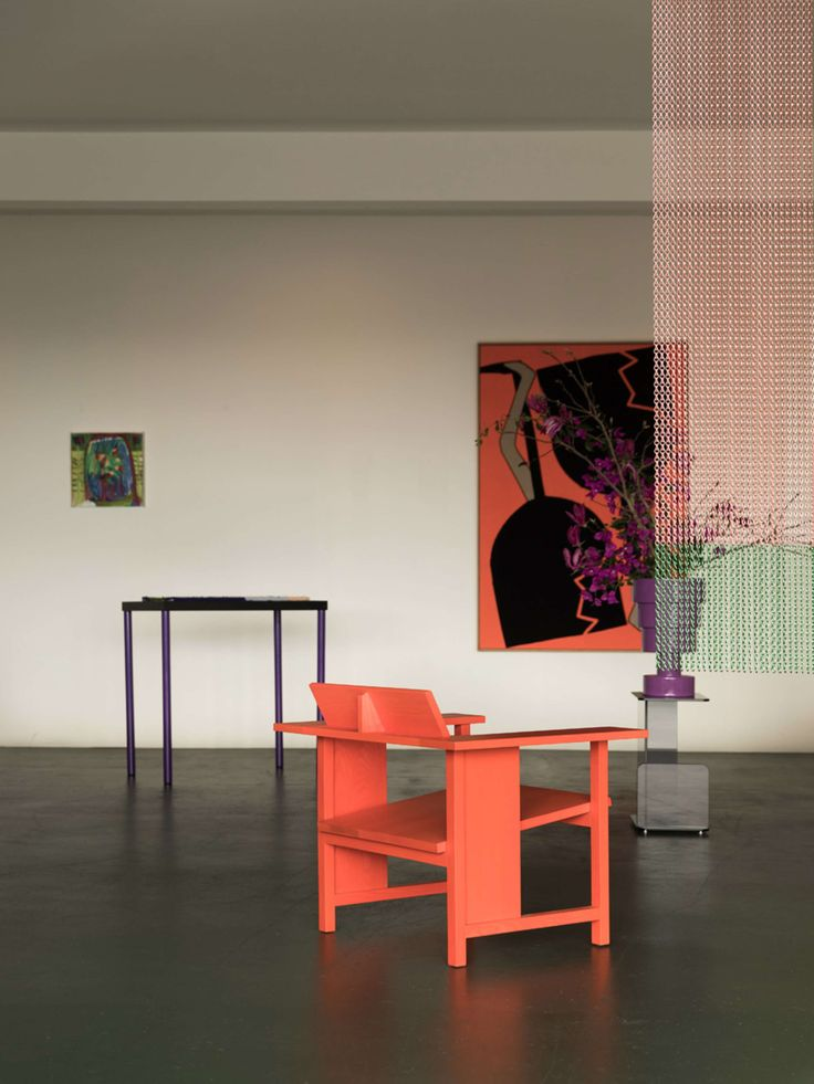 Sarah hopkinson apartment simon james design clerici chair by mattiazzi
