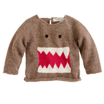 Oeuf® baby monster sweater- heartbreaking it's not available in my size!