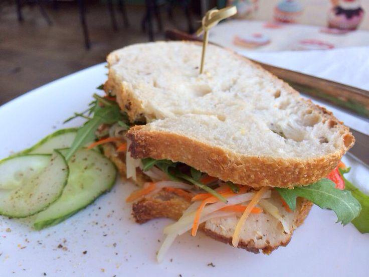 Rokerighe Rakker sandwich