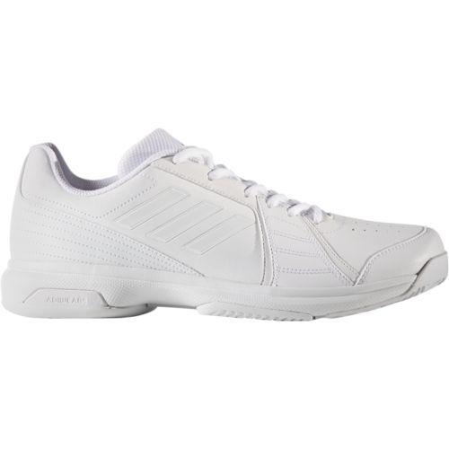 Adidas Men's Adizero Approach Tennis Shoes (Footwear White, Size 8.5) - Men's Tennis Shoes at Academy Sports