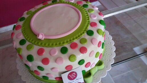 Torta de 1 año