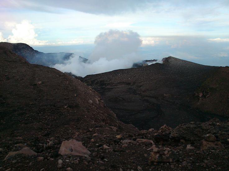 Mt. Slamet