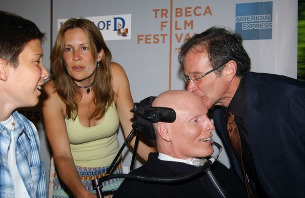 The two remained great friends until Reeve's death in 2004. | The Lifelong Friendship Of Robin Williams And Christopher Reeve