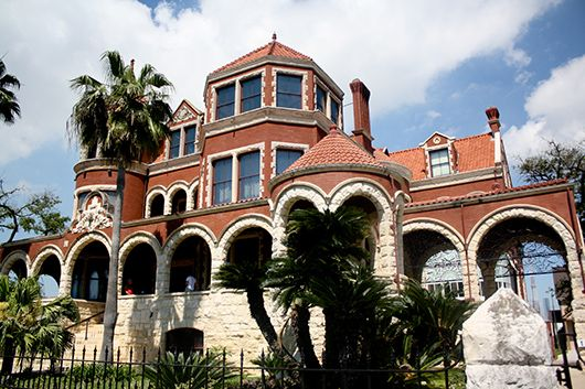 When Visiting Galveston, Check Out The Moody Mansion