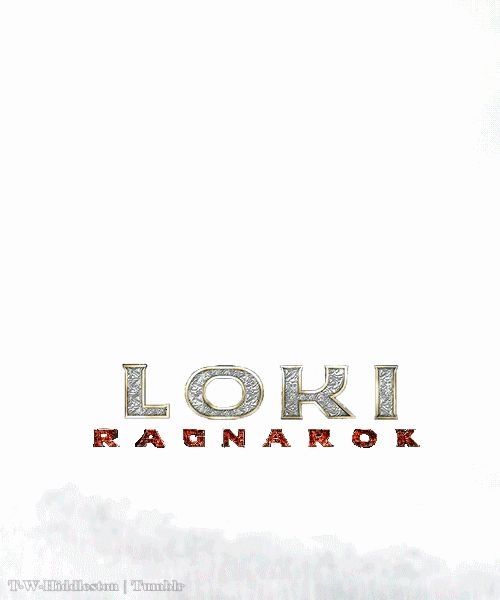 """Thor: Ragnarok"" There was  a name missing here..."