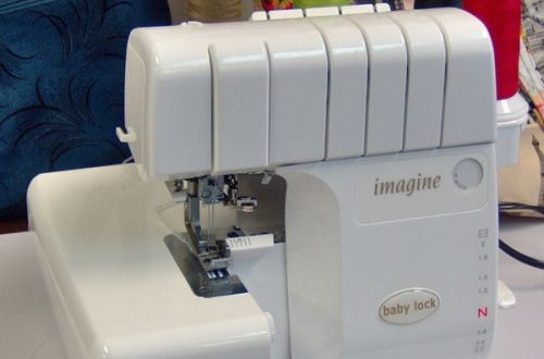 Very helpful serger reviews from Sewing Insight.com