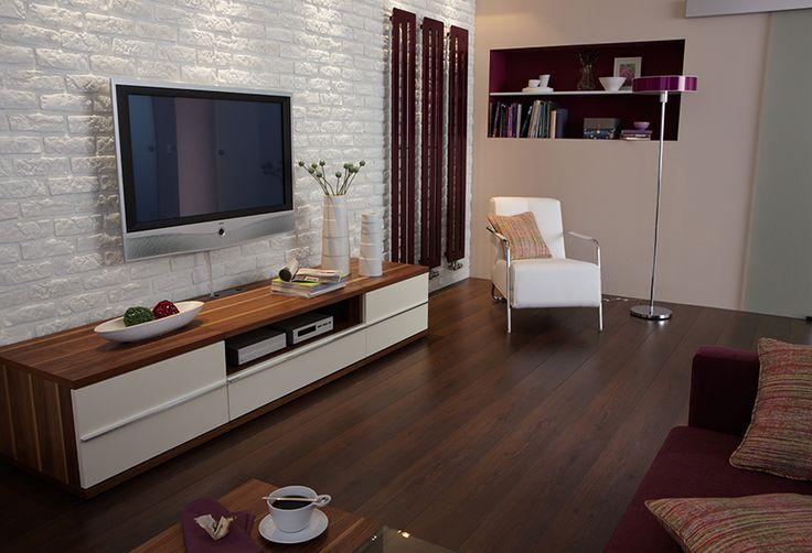 Plaqueta decorativa con acabado imitación ladrillo en color blanco. Diseñado para instalar en exterior o interior, gracias a su gran resistencia al frío y calor, así...