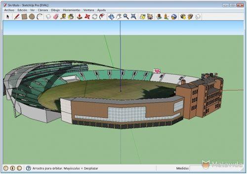 google sketchup 3d modeling software
