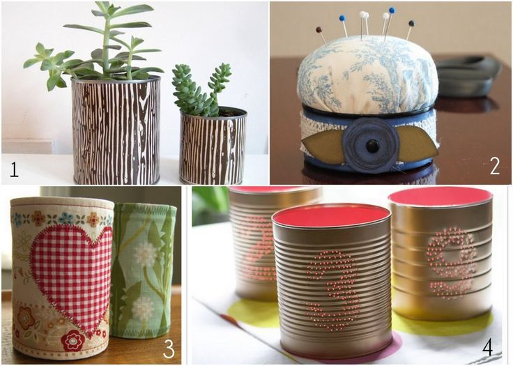Creative Use of Tin Cans | Design & DIY Magazine