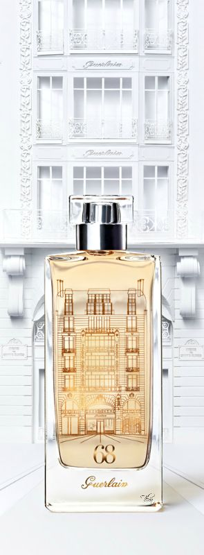Guerlain Le Parfum du 68   House of Beccaria#