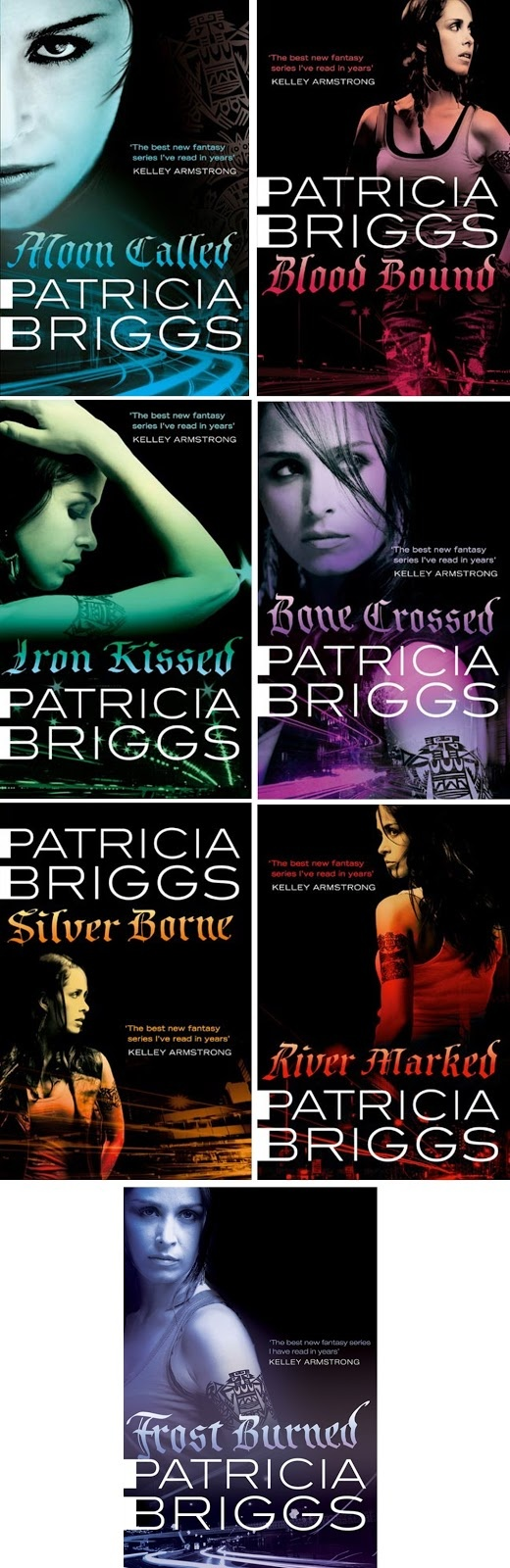 Alpha Reader: 'frost Burned' Mercy Thompson #7 By Patricia Briggs