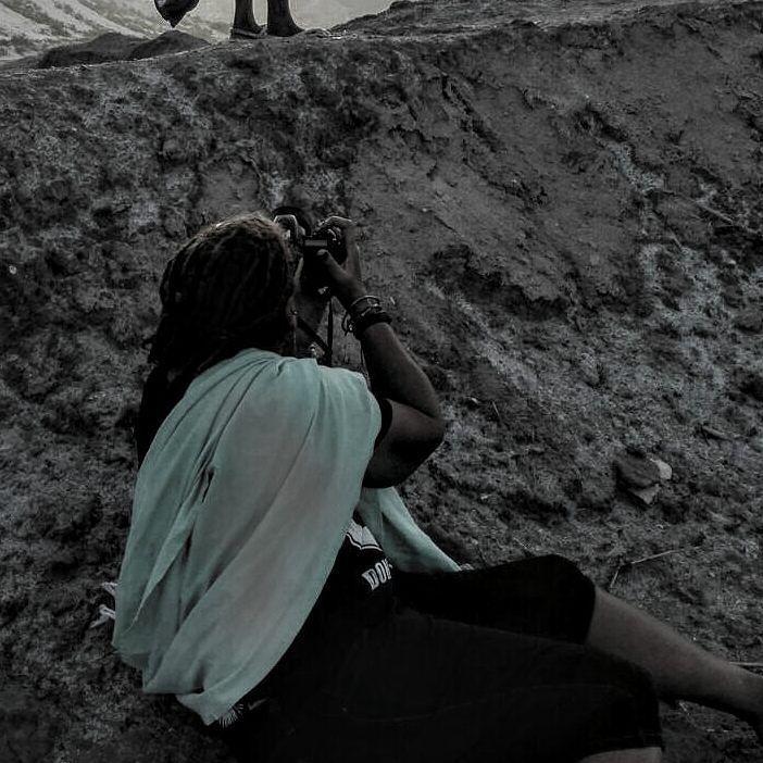Making photos #loveit #ilovephotography #photolove ##saltmine #gonaives #Haiti #everydayhaiti #blackphotographers #Tunisia #Sahara #nikon_photography #nikon750d [photo credit Sandrine] #blacklooks