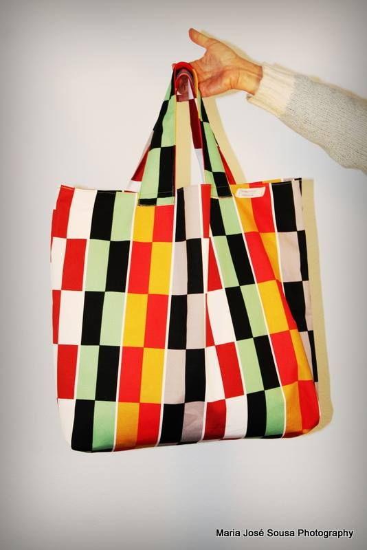 Saco de Praia (multicolor) - 18€