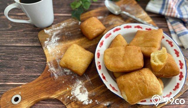 Inilah Resep Odading Viral Mang Oleh Khas Bandung Coba Bikin Di Rumah Adonan Cokelat Resep