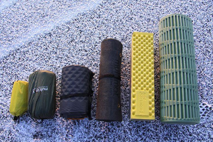 Gear Talk: Sleeping Pads & Mattresses - Hiking in Finland