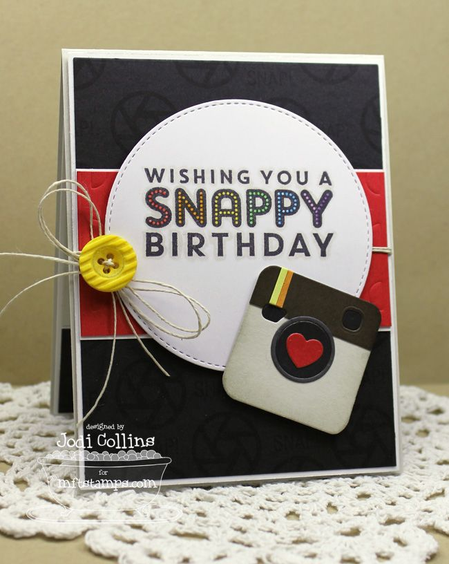 1243 best cards die cut images on pinterest birthdays cards and picture this cute cameras 2 die namics stitched circle stax die namics malvernweather Choice Image