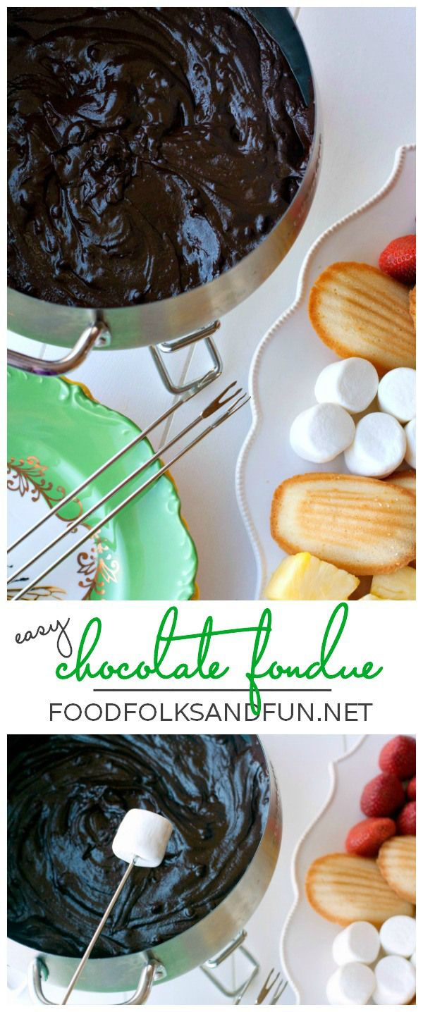 Best 25+ Chocolate fondue recipes ideas on Pinterest | Fondue ...