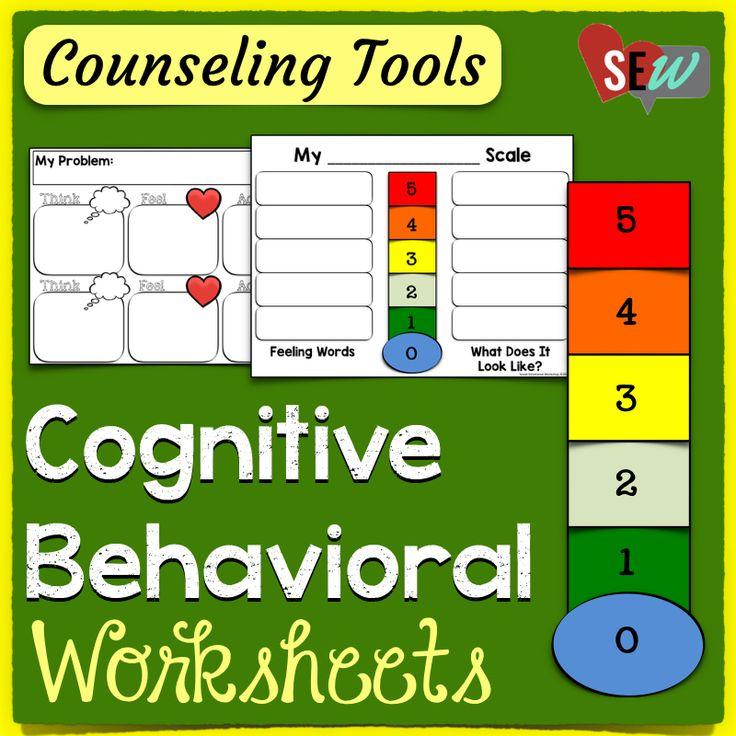 General : Cognitive Behavioral (CBT) Worksheets