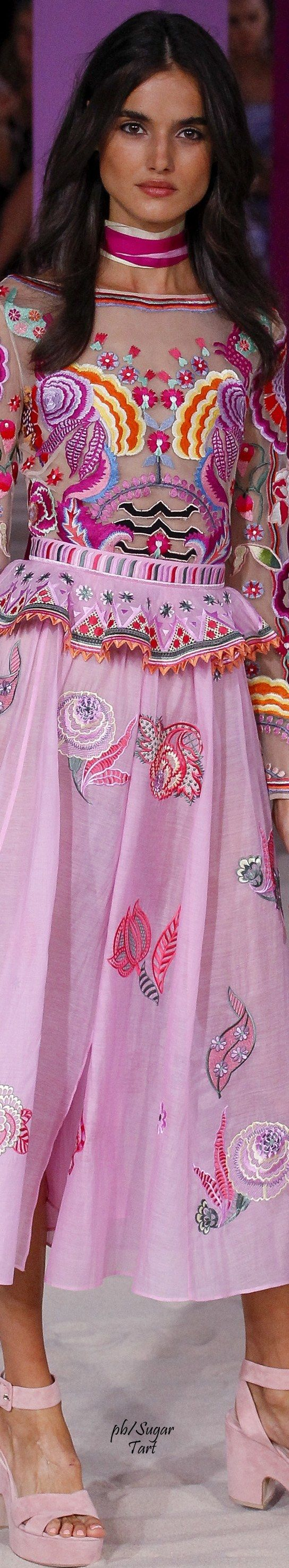 Temperley London Spring 2017