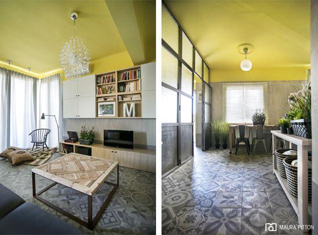 Proyectos la casa sueca estudio de interiorismo y - Interiorismo low cost ...