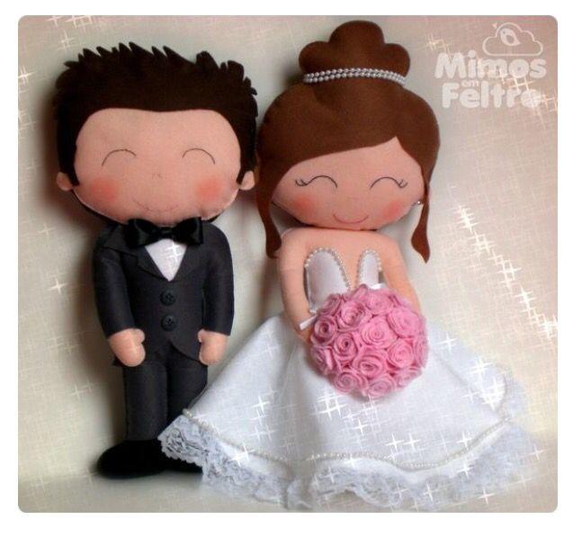 عروسك عروس و داماد